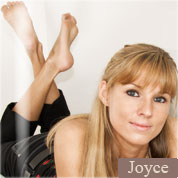 Allyoucanfeet model Joyce profile picture