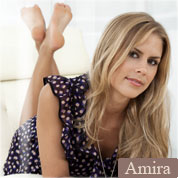 Allyoucanfeet model Amira profile picture