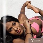 Allyoucanfeet model Yazzi profile picture