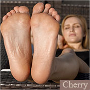 Allyoucanfeet model Cherry profile picture