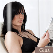 Allyoucanfeet model Gina profile picture