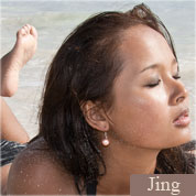 Allyoucanfeet model Jing profile picture