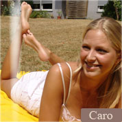 Allyoucanfeet model Caro profile picture