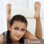 Allyoucanfeet model Escada profile picture