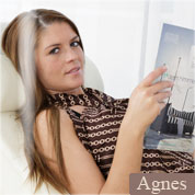 Allyoucanfeet model Agnes profile picture