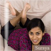 Allyoucanfeet model Surya profile picture