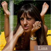 Allyoucanfeet model Lina profile picture