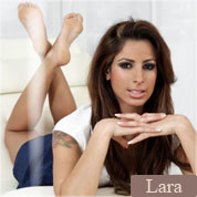 Allyoucanfeet model Lara profile picture