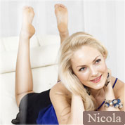 Allyoucanfeet model Nicola profile picture
