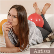 Allyoucanfeet model Anfissa profile picture
