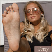 Allyoucanfeet model Terry profile picture