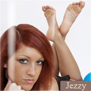 Allyoucanfeet model Jezzy profile picture