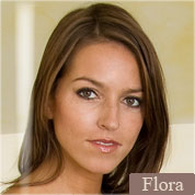 Allyoucanfeet model Flora profile picture