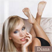 Allyoucanfeet model Diana profile picture