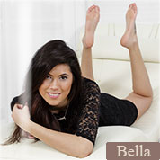 Allyoucanfeet model Bella profile picture
