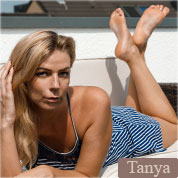Allyoucanfeet model Tanya profile picture