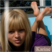 Allyoucanfeet model Karine profile picture