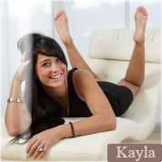 Allyoucanfeet model Kayla profile picture