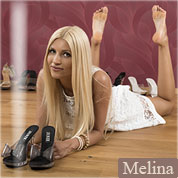 Allyoucanfeet model Melina profile picture