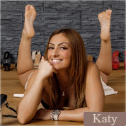 Allyoucanfeet model Katy profile picture