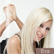 Allyoucanfeet model Eva profile picture