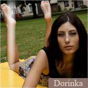 Allyoucanfeet model Dorinka profile picture
