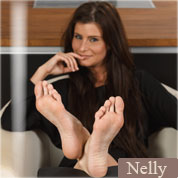 Allyoucanfeet model Nelly profile picture