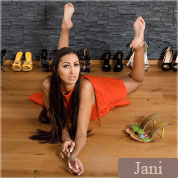 Allyoucanfeet model Jani profile picture