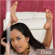 Allyoucanfeet model Dani profile picture