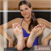 Allyoucanfeet model Lauren profile picture