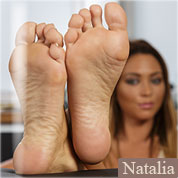 Allyoucanfeet model Natalia profile picture