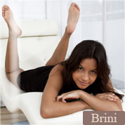 Allyoucanfeet model Brini profile picture