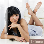 Allyoucanfeet model Liliana profile picture