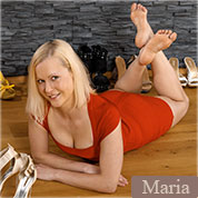 Allyoucanfeet model MariaB profile picture