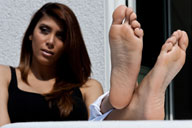 small preview pic number 5 from set 1001 showing Allyoucanfeet model Ciara