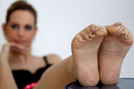 small preview pic number 2 from set 1004 showing Allyoucanfeet model Madeleine