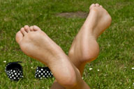 small preview pic number 5 from set 1008 showing Allyoucanfeet model Tina