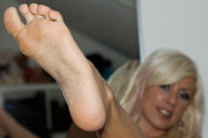 small preview pic number 3 from set 1009 showing Allyoucanfeet model Luna
