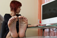 small preview pic number 4 from set 1012 showing Allyoucanfeet model Teddy