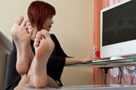 small preview pic number 5 from set 1012 showing Allyoucanfeet model Teddy