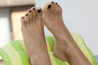 small preview pic number 2 from set 1016 showing Allyoucanfeet model Escada