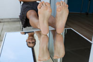 small preview pic number 4 from set 1016 showing Allyoucanfeet model Escada