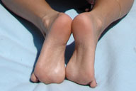 small preview pic number 6 from set 1029 showing Allyoucanfeet model Mel
