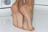 small preview pic number 3 from set 1038 showing Allyoucanfeet model Flora