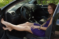 small preview pic number 2 from set 1057 showing Allyoucanfeet model Tara