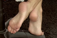small preview pic number 4 from set 1058 showing Allyoucanfeet model Tara