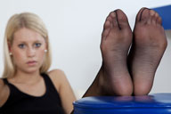 small preview pic number 3 from set 1065 showing Allyoucanfeet model Nine