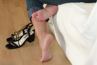 small preview pic number 5 from set 107 showing Allyoucanfeet model Marie