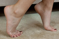 small preview pic number 6 from set 1086 showing Allyoucanfeet model Christiane