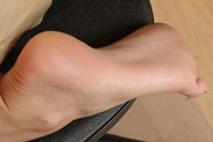 small preview pic number 6 from set 1087 showing Allyoucanfeet model Christiane